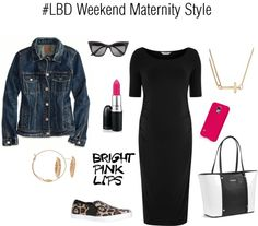 weekend maternity style