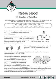 Robin Hood Printable Coloring Pages Kids colouring pages
