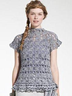 Ravelry: Ella pattern by Marie Wallin