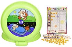 KidSleep Globetrotter Sleeping and Wake Alarm  Nightlight with Reward Chart >>> Be sure to check out this awesome product. (This is an Amazon Affiliate link and I receive a commission for the sales)