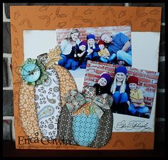 scrpbooking ideas stampin up | Stampin Up! Scrappin Ideas / Stampin Up! Scrapbook Erica Cerwin ...