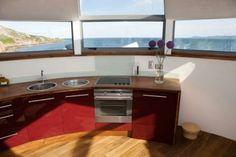 Martello Tower Ireland Kitchen Island, Kitchen Cabinets, Ireland, Room, Tower, Home Decor, Island Kitchen, Bedroom, Decoration Home