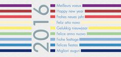 Carte de voeux 2016 Internationale