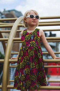 armen dress from Kwadusa. Wax print from Kenya. Danish design. http://kwadusa.com/produkt-kategori/kjoler/
