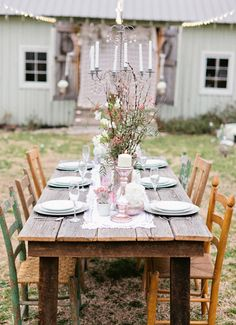 Das perfekte Dinner im Garten – Ideen für die Tischdeko - FLAIR fashion  home