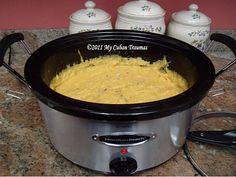 My Cuban Traumas: Crock Pot Tamal en Cazuela ...another favorite!