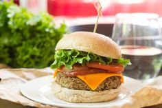 It only takes a handful of simple ingredients and a few minutes to create the ultimate black bean burger. Our guide will show you how! Vegan Vegetarian, Vegetarian Recipes, Cooking Recipes, Low Cal Dinner, Black Bean Burgers, Burger Recipes, Black Beans, Cooking Time, Food Processor Recipes