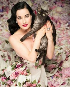 Dita and friends