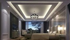 The latest pop design false ceiling for bedroom 2019 and how to choose the best option for your bedroom ceiling with plaster of paris, How to install pop ceiling design and how to finish it. Pop False Ceiling Design, Bedroom Design, Ceiling Design Modern, Home Ceiling, Ceiling Design Living Room, Ceiling Design Bedroom