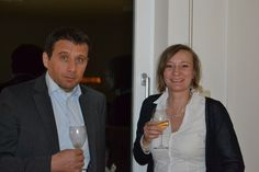 Freunde und Partner der Agentur beim HeadlineAffairs Frühlingsfest
