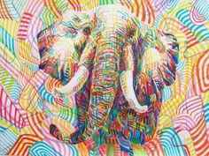 Algunas culturas asiáticas también creen que el elefante es una criatura cósmica, y lleva el mundo sobre él. Como un animal de sueño, los elefantes entran en nuestros sueños es un mensaje que somos capaces de hacer frente a cualquier obstáculo que se enfrentan en este tiempo.
