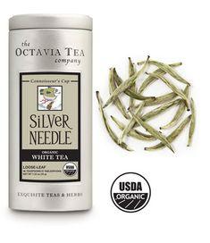White Tea - Buy Tea Online - Best Quality Loose Leaf Tea Leaves