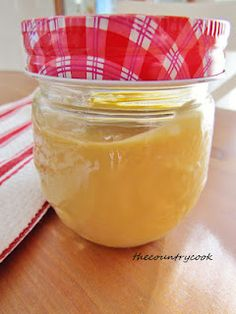 The Country Cook: Honey Mustard Sauce/Dressing -Ingredients: cup mayonnaise cup honey (or more if you like it sweeter) cup Dijon mustard Whisk together. That's it, so easy! Put into a lidded container and store in refrigerator. Honey Mustard Dressing, Honey Mustard Sauce, Mayonnaise, Homemade Honey Mustard, Dips, Country Cooking, Dressing Recipe, Cooking Recipes, Cooking Tips