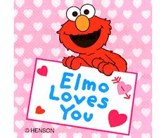 elmo graphics and comments
