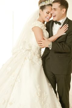 Casamento Moderno: Yoshuany & Andrés - Inesquecível Casamento Lace Wedding, Wedding Dresses, Fashion, Grooms, Weddings, Vestidos, Bride Dresses, Moda, Bridal Gowns