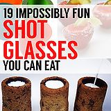 19 AWESOME SHOT GLASSES