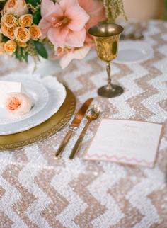 7 Wedding Trends from Bliss & Bone to inspire your wedding: #metallic  Read more - http://www.stylemepretty.com/2013/08/28/wedding-invitation-trends-from-bliss-bone/