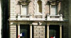 Façade du Musée Gustave Moreau, Albert Lafon Architecte, 1895, 14 rue de La Rochefoucauld, Paris