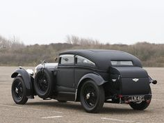 Bentley Blue Train Replica