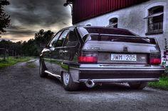 Citroen BX by Froem