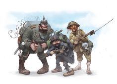 ee0826d79b7 Characters of the Great War Picture (2d