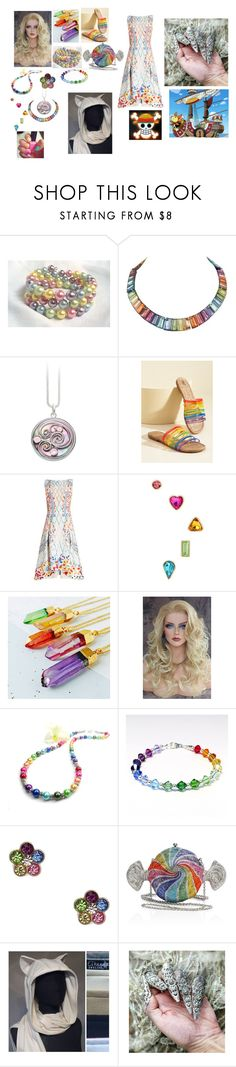 """Monkey D. Sora"" by koolkat1573 on Polyvore featuring BC Footwear, Peter Pilotto, Betsey Johnson, Eclectic Eccentricity and Judith Leiber"