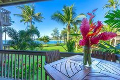 Wiki Wiki Wednesday! Ocean View Condo 2 Bedroom 2 Bath.  Located in a gated private property on the east side of Kauai on the Coconut Coast. Beautiful blue ocean view, swimming pool & lots of nearby activities. Available Oct. 22 - Nov 17th Special pricing $185 per night if you mention this post! Aloha!    (Posted October 19th, 2016)