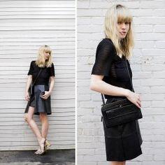 lookbookdotnu:  SPRING BLACKS (by Lisa Dengler)
