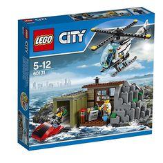 LEGO City - A Ilha dos Ladrões - 60131