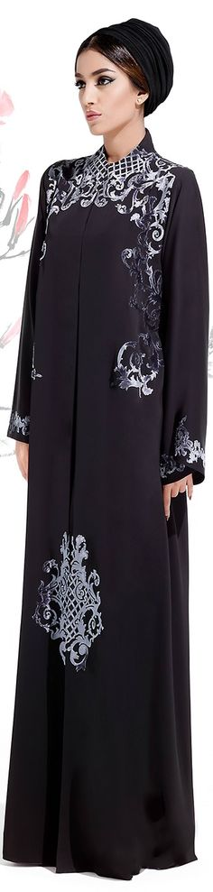 Mauzan abaya Fall Winter 2015/16                                                                                                                                                     Mehr