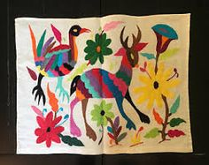 Image result for otomi embroidery
