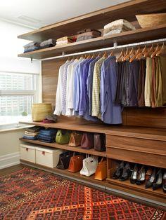 A pesar que su armario es a menudo una idea de último momento, las opciones de almacenamiento son ahora casi tan amplios como sus opciones d...