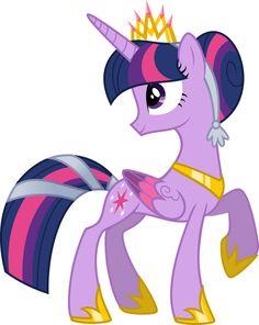 Princess Twilight Sparkle by DecPrincess on DeviantArt My Little Pony Twilight, My Little Pony List, My Little Pony Princess, My Little Pony Comic, My Little Pony Drawing, My Little Pony Pictures, Mlp My Little Pony, My Little Pony Friendship, Princesa Twilight Sparkle