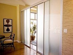 Build a partition wall in less than 30 seconds!   Garage ...