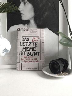 Buch Foto das letzte Hemd ist bunt Fritz Roth