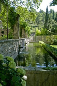Grounds of the Abbaye Sainte-Marie de Pierredon, Saint-Rémy-de-Provence