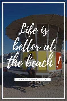 Life Is Better At The Beach | http://aboutnoemiel.com/life-is-better-at-the-beach/ #fashion  #womenfashion #winterfashion