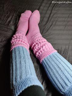 Thigh High Socks, Thigh Highs, Slouch Socks, Leg Warmers, Layers, Women's Fashion, High Socks, Leg Warmers Outfit, Layering