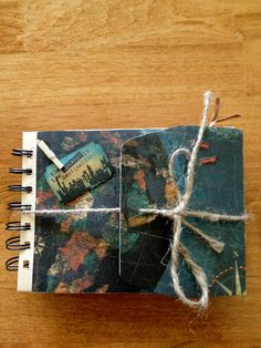 Mini Envelope Travel Scrapbook by HandmadeByDorothy on Etsy, $20.00