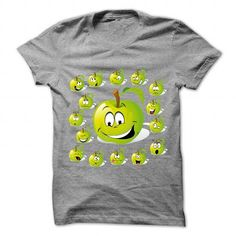 Apple with various expressions #sunfrogshirt #PPAP #Applepen thanks visit