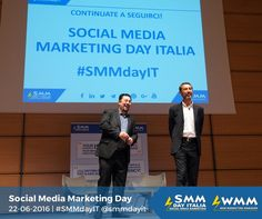 #Photogallery #SMMdayIT 2016 | Your #Brand Your #Influence Your #Power. 22 giugno 2016 - #Auditorium  Sala Collina IlSole24Ore Milano 1000 partecipanti diretta #streaming oltre 24.000 tweet da 1.925 utenti unici. Un #successo #social di persone vere che vogliono incontrarsi e confrontarsi sui grandi temi social e #digital per il #business! #socialmedia #socialevents #training #smm #socialmediamarketing #digitalcommunication #b2b #events #education #onstage #TheProf  @albaneseandrea…