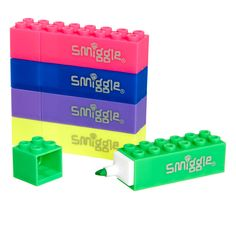 Image for Build Highlighter from Smiggle UK