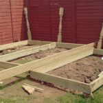 Fine Looking Building Ground Level Deck
