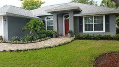 New front landscape Garage Doors, Landscape, Outdoor Decor, Pictures, Home Decor, Photos, Scenery, Decoration Home, Room Decor