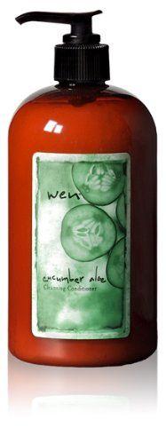 WEN? Cucumber Aloe Cleansing Conditioner 16oz