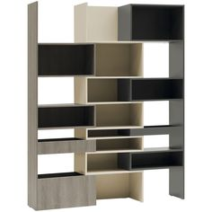 Buy the Vox Lori Concertina Bookcase in Graphite, Cashmere & Oak Grey today! FREE Delivery and a Price Match Guarantee. We offer a truly Unique Shopping Experience with Award Winning 5 Star Customer Service, Great Deals and Huge Savings! Modular Furniture, Furniture Deals, Living Room Furniture, Home Furniture, Bookshelves, Bookcase, Transforming Furniture, Statement Wall, Display Shelves