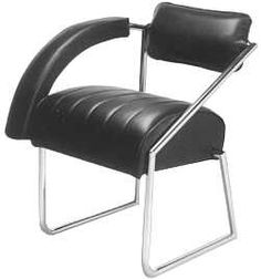 Chairs By Famous Architects: The Nonconformist Chair by Eileen Gray