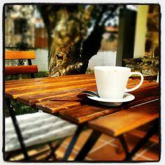 Y es que no hay nada mejor que revolver el tiempo con el café....