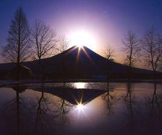 田貫湖で「ダブルダイヤモンド富士」を見よう! | 静岡・浜松・伊豆情報局