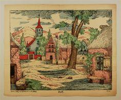 Dorf. No. 1542.